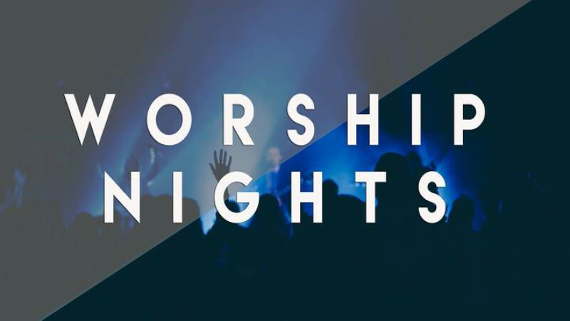 Worship Night at the Jersey Shore Campus