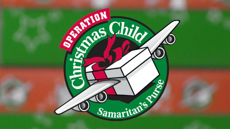 Operation Christmas Child (Both Campuses)