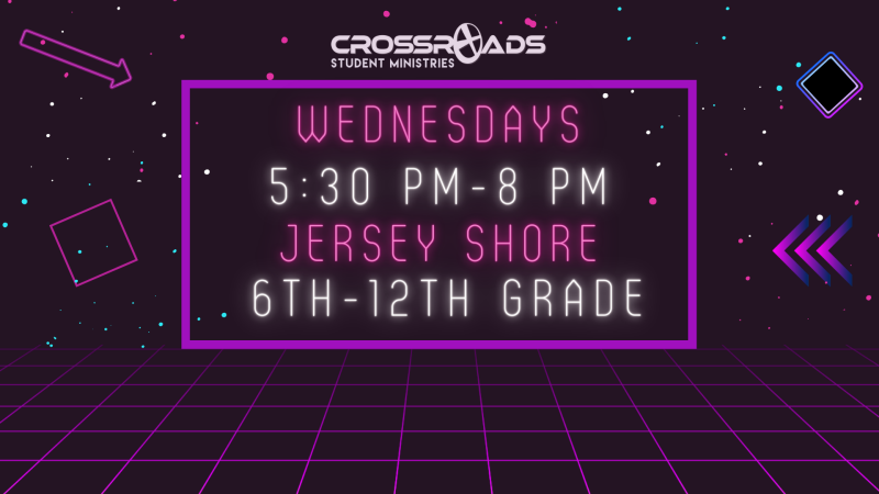 Crossroads Student Ministries (Jersey Shore Campus)