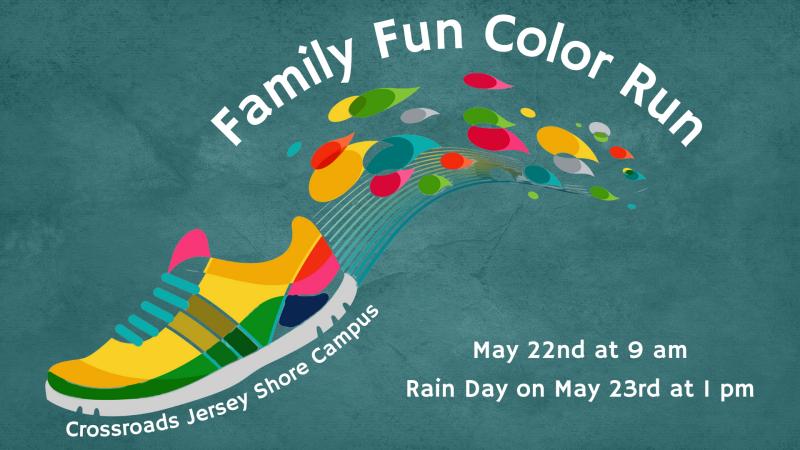 Family Fun Color Run (Jersey Shore Campus)