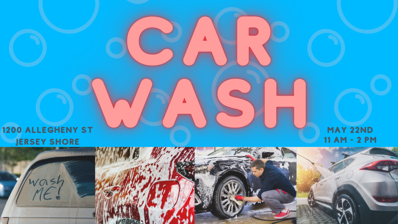 Car Wash (Hosted by Jersey Shore Campus)